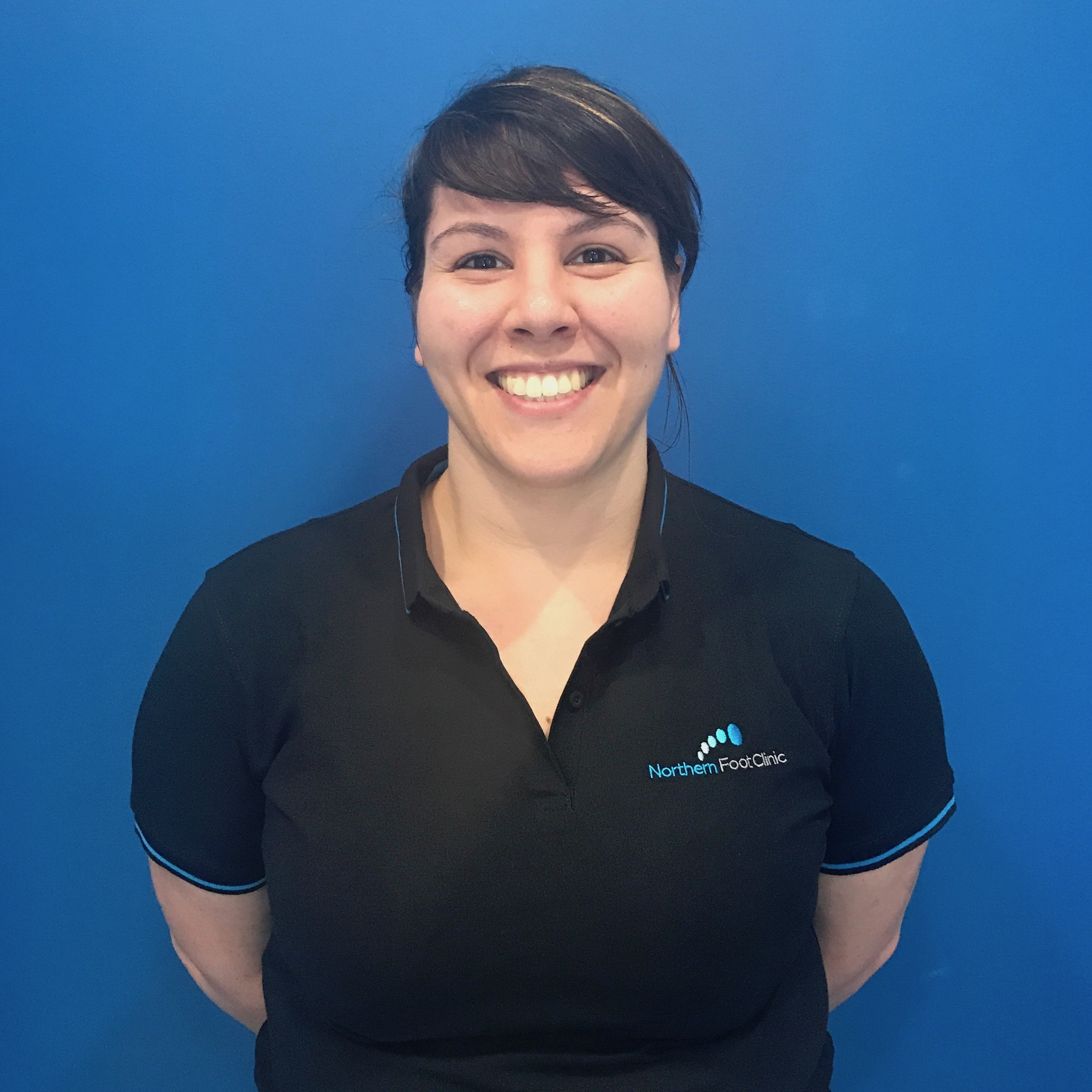 Podiatrist Samantha Condello at Northern Foot Clinic in South Morang